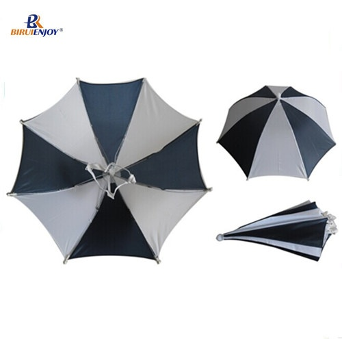 12 inch Safety head umbrella colorful