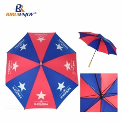 24 inch straight umbrella metal frame full design