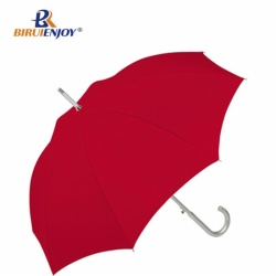 strong promotional umbrella orange auto open