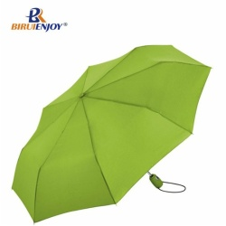 automatic folding umbrella purple canopy windproof