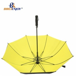 storm golf umbrella sun protection fiber frame auto 30